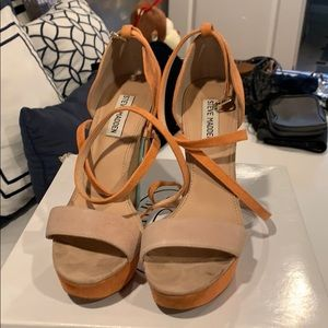 Steve Madden shoes worn once